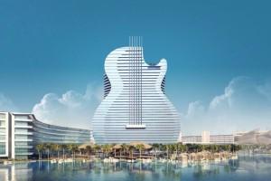 Εντυπωσιακό: Το ξενοδοχείο που θα χτιστεί σε σχήμα... κιθάρας! (video)