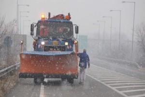 Αγριεύει για τα καλά ο καιρός: Καταιγίδες και χιόνια! Αναλυτική πρόγνωση