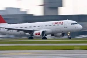Αναγκαστική προσγείωση αεροσκάφους στην Ελβετία για ένα  ποτήρι σαμπάνιας!