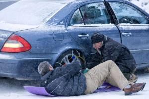 Ισχυρή χιονόπτωση στην χώρα: Σε ποιες περιοχές χρειάζονται αντιολισθητικές αλυσίδες;