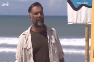 Nomads: Αδιανόητο! Δεν φαντάζεστε τι ζήτησε ο Γρηγόρης Αρναούτογλου από τους παίκτες! (Video)