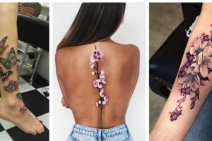 37 φανταστικές ιδέες για γυναικείο τρισδιάστατο τατουάζ!