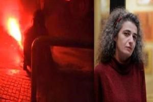 Η συγκλονιστική εξομολόγηση της δικηγόρου που χτυπήθηκε από ναυτική φωτοβολίδα στα Εξάρχεια
