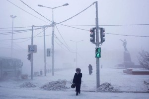 To πιο κρύο χωριό στον κόσμο:  Όποιος μείνει 60 δευτερόλεπτα γυμνός στο δρόμο, πεθαίνει!