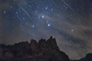 Ένα εντυπωσιακό φαινόμενο: Θεαματική βροχή διαττόντων αστέρων θα κορυφωθεί το βράδυ της Τετάρτης