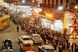 Τα Χριστούγεννα στην Αθήνα του '60 τότε που όλοι αγόραζαν τα δώρα τους από το Μινιόν... (video)