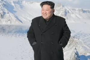 Ο Κιμ έκανε... «αναρρίχηση» στο ψηλότερο βουνό της Βόρειας Κορέας (Photos)