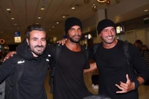 Nomads: Στα μπουζούκια διασκέδασαν Αναδιώτης - Κατσινόπουλος μετά το ριάλιτι επιβίωσης! (Photo)