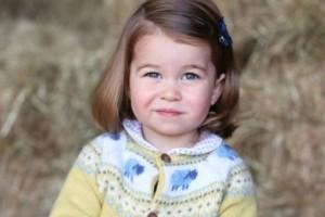 Η πριγκίπισσα Σάρλοτ ετοιμάζεται να... πάει σχολείο!