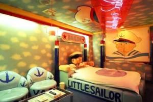 Θα πάθετε πλάκα: Τα πιο περίεργα... ερωτικά δωμάτια στον κόσμο!