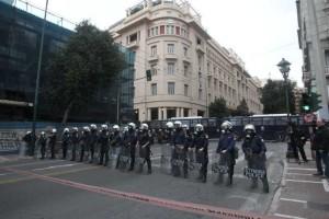 """""""Αστακός"""" το κέντρο της Αθήνας λόγω... Ερντογάν!"""