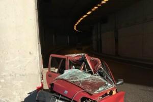 Τραγικό: Έτσι έγινε το φρικτό τροχαίο στην Αττική Οδό με νεκρή μια 24χρονη κοπέλα!