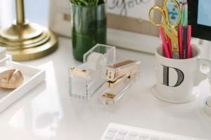 Εύκολοι τρόποι για να οργανώσεις το γραφείο σου!