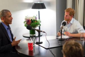 Ο πρίγκιπας Χάρι συνάντησε τον Ομπάμα και το αποτέλεσμα ήταν κάτι παραπάνω από απολαυστικό (video)