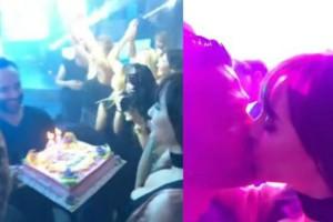 Γενέθλια για την Ναυσικά Παναγιωτακοπούλου! Το πάρτι έκπληξη του Σόμμερ και το παθιασμένο φιλί