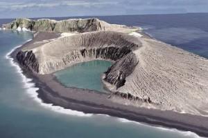 Πώς δημιουργήθηκε το νεότερο νησί στον κόσμο; - Δείτε τι κατέγραψαν οι δορυφόροι της NASA! (Video)