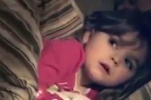 Η απίστευτη ιστορία ενός 3χρονου κοριτσιού που δεν κοιμάται ποτέ εξαιτίας... μιας σπάνιας διαταραχής!
