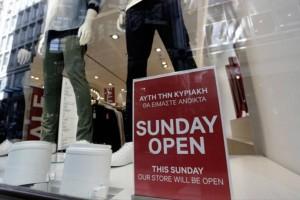 Ανοιχτά τα καταστήματα σήμερα! Ποιο το εορταστικό ωράριο;