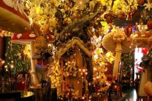 Little Kook: Όταν η μαγεία των Χριστουγέννων συναντάει την διακόσμηση ενός μαγαζιού!