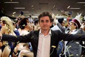 Το twitter κάνει πάρτι με την επίσκεψη Τσακαλώτου στην Wall Street: «Οργισμένος μαρξιστής χτυπάει τον καπιταλισμό»