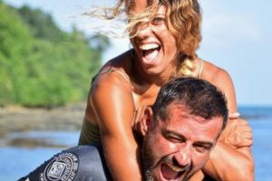 Δεν κρύβονται πια! Τρελά ερωτευμένοι Κατσινόπουλος - Φραντζή! Τα πρώτα τρυφερά στιγμιότυπα στα social media...