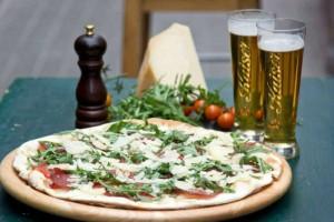 Η καλύτερη πίτσα της Αθήνας!
