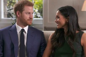 Ο πρίγκιπας Χάρι και η Μέγκαν Μαρκλ διάλεξαν την πιο... περίεργη γαμήλια τούρτα!