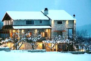 5 όμορφοι ξενώνες για χειμερινές διακοπές!