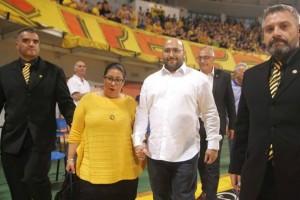 Ελεύθεροι αλλά με περιοριστικούς όρους ο πρόεδρος της ΚΑΕ Άρης και η σύζυγος του!