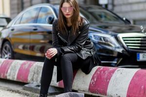 Διαφορετικοί τρόποι να φορέσεις το μαύρο jean που τόσο σε βολεύει!