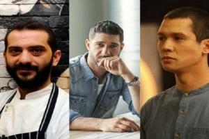 Πόσο τους κάνεις; Μάθαμε τις ηλικίες των κριτών του Master Chef! Ποιος είναι ο μεγαλύτερος;