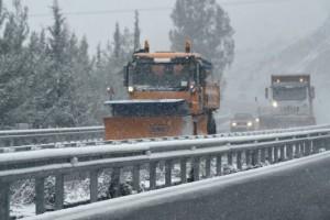 """Ψυχρή εισβολή του καιρού από την Δευτέρα: Στα """"λευκά"""" και πάλι η Ελλάδα! Που θα χιονίσει"""
