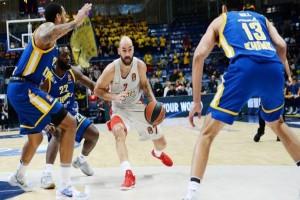 Euroleague: Από ξεφτίλα σε ξεφτίλα εκτός ο Ολυμπιακός!
