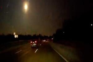 Μετεωρίτης εκρήγνυται στον ουρανό και προκαλεί σεισμό! (Video)