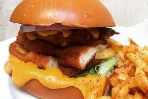 Το καλύτερο Burger της Αθήνας!