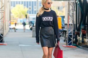 Τα πιο ωραία outfit από τα κορίτσια της Νέας Υόρκης!