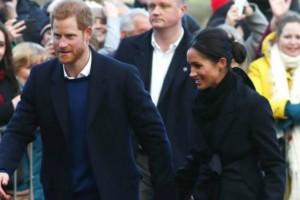 Συγκινητικό: Ο πρίγκιπας Χάρι πήγε τη Μέγκαν στον τάφο της μητέρας του!