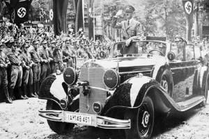 Βγαίνει στο σφυρί η πολυτελής Mercedes του Αδόλφου Χίτλερ! (Video)