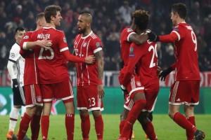 Champions League: Διέλυσε την Μπεσίκτας η Μπάγερν!