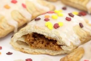 Λαχταριστά πιτάκια με κολοκύθα και λευκή σοκολάτα (video)