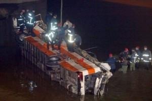 Σαν σήμερα - 22 Φεβρουαρίου 2003: Το τραγικό τροχαίο στον Αλιάκμονα με 16 νεκρούς! (photos+video)