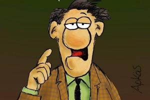 Ο Αρκάς ξαναχτύπησε! - Το καυστικό σκίτσο του για τον πολιτικό «πόλεμο» της Novartis!