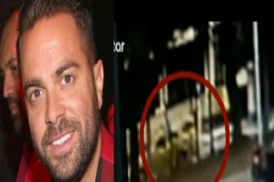 Τροχαίο Βρεττού: Βίντεο ντοκουμέντο από την στιγμή που το άσπρο βαν χτυπάει το αμάξι του τραγουδιστή! Στην δημοσιότητα το αρχείο από τις κάμερες ασφαλείας! (video)