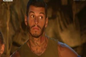 """Survivor 2: Ο Φραουλίτσας έμεινε και το Twitter τρελάθηκε: """"Νικόλας Αγόρου ψάχνει για ευχέλαιο στην τοποθεσία Άγιος Δομίνικος!"""""""