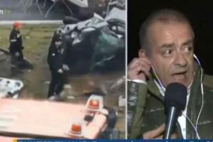 Ηλίας Βρεττός: Ειδικός πραγματογνώμονας περιγράφει καρέ - καρέ πως έγινε το τροχαίο!