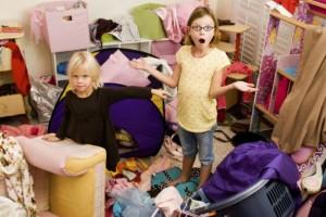 Γονείς δώστε βάση: Δείτε τι να κάνετε αν έχετε ακατάστατο παιδί