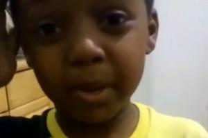 Το πιο γλυκό βίντεο: Ο 6χρονος που ζητά να σταματήσει η βία και γίνεται viral!