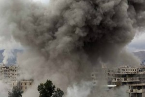 Συρία:  Ξεπέρασαν τους 500 οι νεκροί στη Γούτα - Προσοχή σκληρές φωτογραφίες!