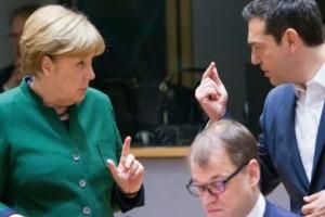 Τι συζήτησαν Μέρκελ-Τσίπρας στη Σύνοδο της ΕΕ για το Σκοπιανό