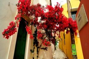 Πιο πολύχρωμο χωριό δεν θα συναντήσετε σε όλη την Ελλάδα! Που βρίσκεται;